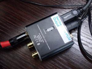 光toアナログコンバーターD03K