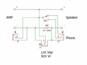 インピーダンス測定回路(改良版)