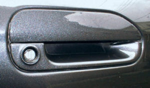 R32スカイライン 外側のドアノブ