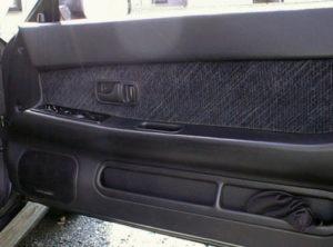 R32スカイライン ドアの内張り