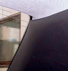 R32スカイライン リアウインドウ周りの内装