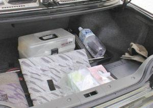 R32スカイライン トランク