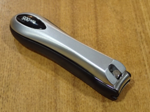 よく切れる爪切りの例 貝印 Type005