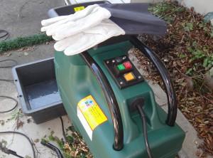 ガーデンシュレッダー インターファーム LSG-2100