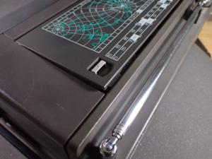 ICF-6800A 補修後の蓋