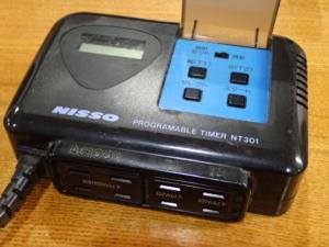 ニッソープログラムタイマー NT301