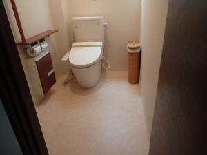 0.75坪で設計したトイレ