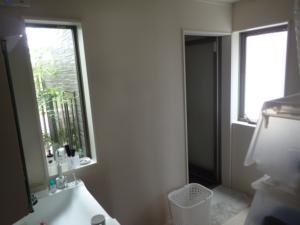 1.5坪で設計した洗面脱衣場