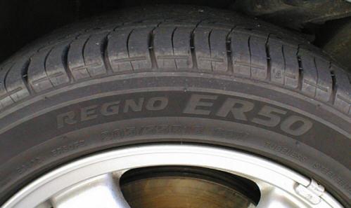 ブリヂストン レグノ ER50 外観