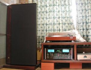 オーディオセット(JBL S3100 マッキントッシュMA6800)