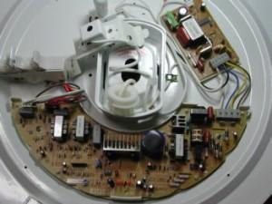 シーリングライト コイズミGHN436231の内部