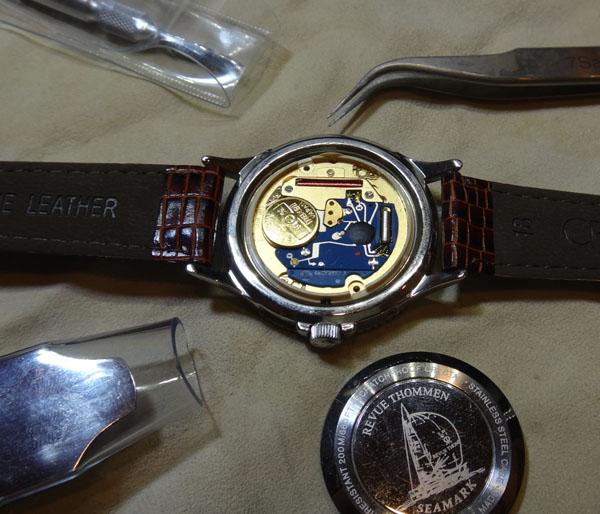 時計修理料金の相場 - 時計修理ナビ
