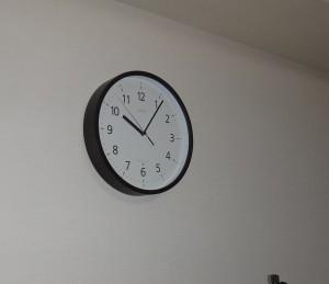 リズム時計 スタンダードスタイル101