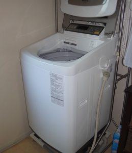 縦型10kgの洗濯機 パナソニック NA-FA100H2