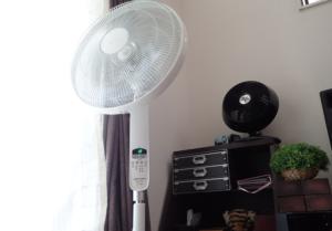羽根径40cmの扇風機 アピックスのAFL-288R