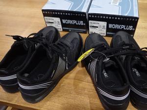 大きさ違いの靴2種類をアマゾンから取り寄せたところ