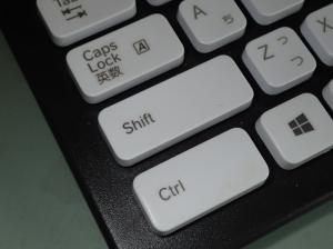 グリス処理したキーボード ロジクールK310