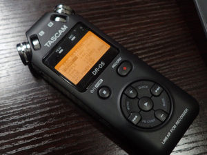 PCMレコーダー DR-05
